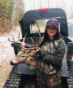 lady hunter